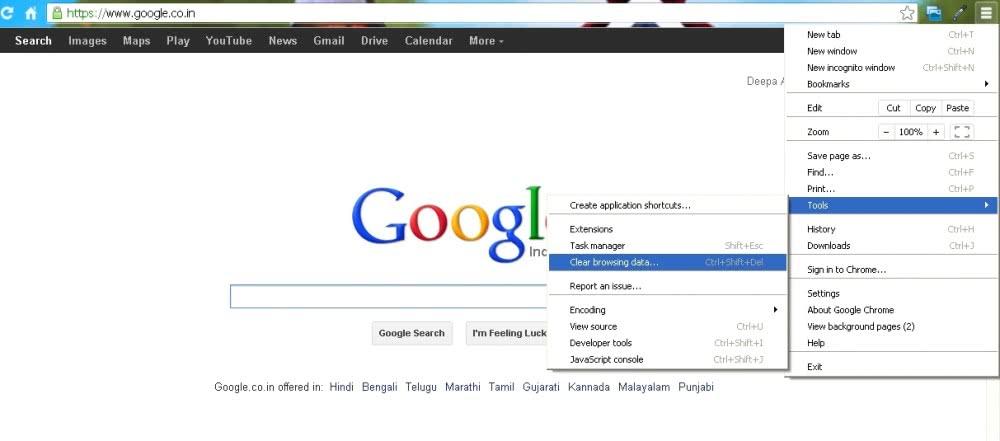 Firefox Internet Cache