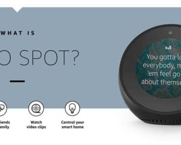 How To Turn Off Amazon Echo Spot Camera