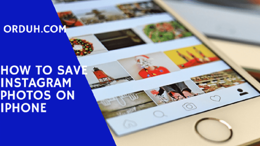 iPhone: How To Save/Download Photos From Instagram