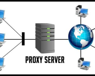 Find Proxy Server You're Connected to in Windows