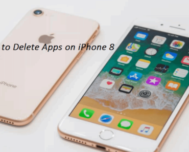 iPhone 8: How To Uninstall Apps