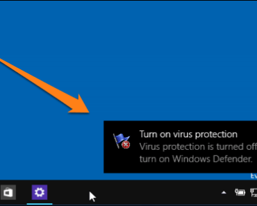 Windows 10: How To Disable All Notification Pop-ups/Balloons