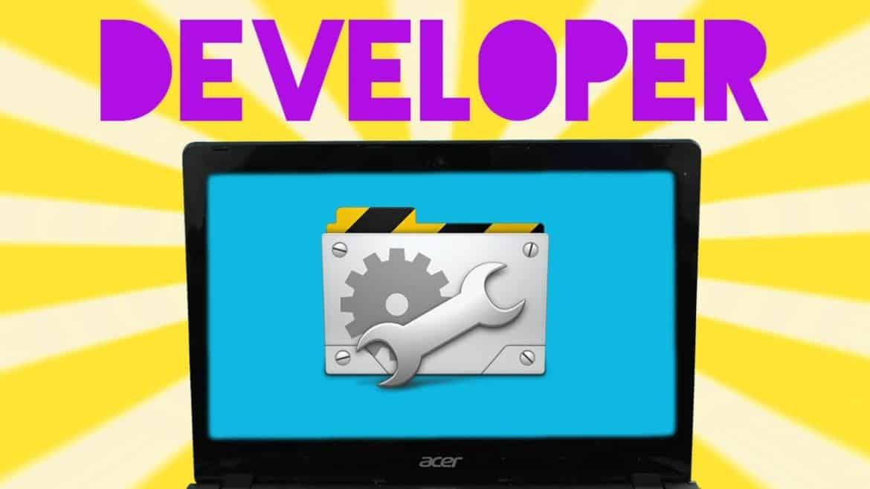 Chromebook: How To Turn On Developer Mode On Chrome OS