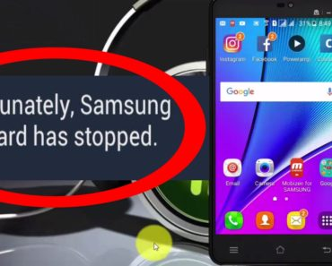 how to fix unfortunately samsung keyboard has stopped working error