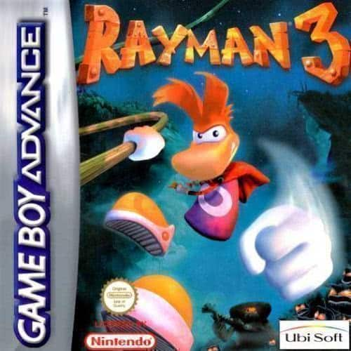rayman3 for gameboy advance