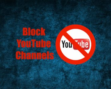Block YouTube Channels (QUICK & EASY HOW-TO GUIDE)