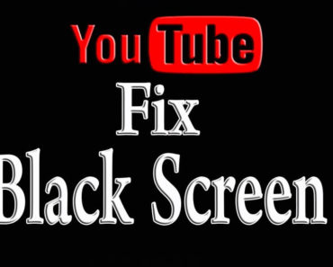YouTube Black Screen Issue (QUICK & EASY HOW-TO FIXES)