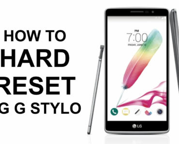 LG Stylo 4 Reset Tutorial (Hard & Soft Reset HOW-TO-GUIDE)