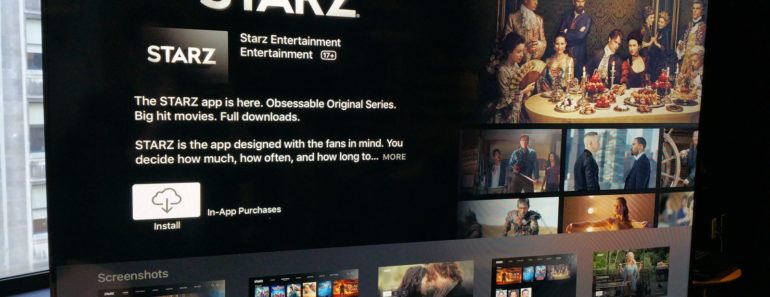 Easily Activate Starz On Any Device Using starz.activate.com