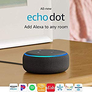 Amazon Echo Dot: Turn off mic on Echo Dot