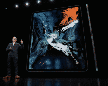 Apple Debuts All-new 2018 iPad Pro With Full-screen Design, New Apple Pencil And Smart Keyboard Folio