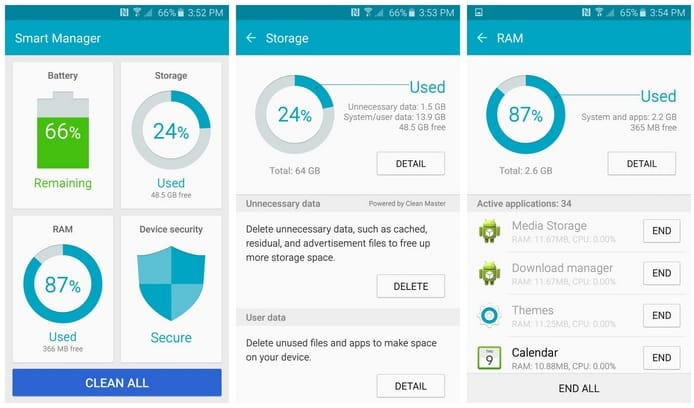Fix: Samsung Galaxy S6 Battery Drain/Overheating 1