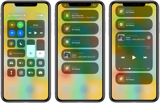 HomePod: How To Control Audio With iPhone/iPad