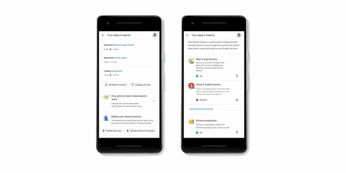 Google Introduces New Tools To Control & Delete Your Data