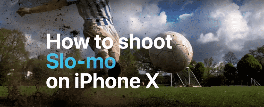 iPhone: How To Shoot Slow-Mo Videos