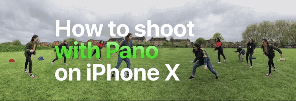 How To Take Panoramic Pics & Videos With An iPhone