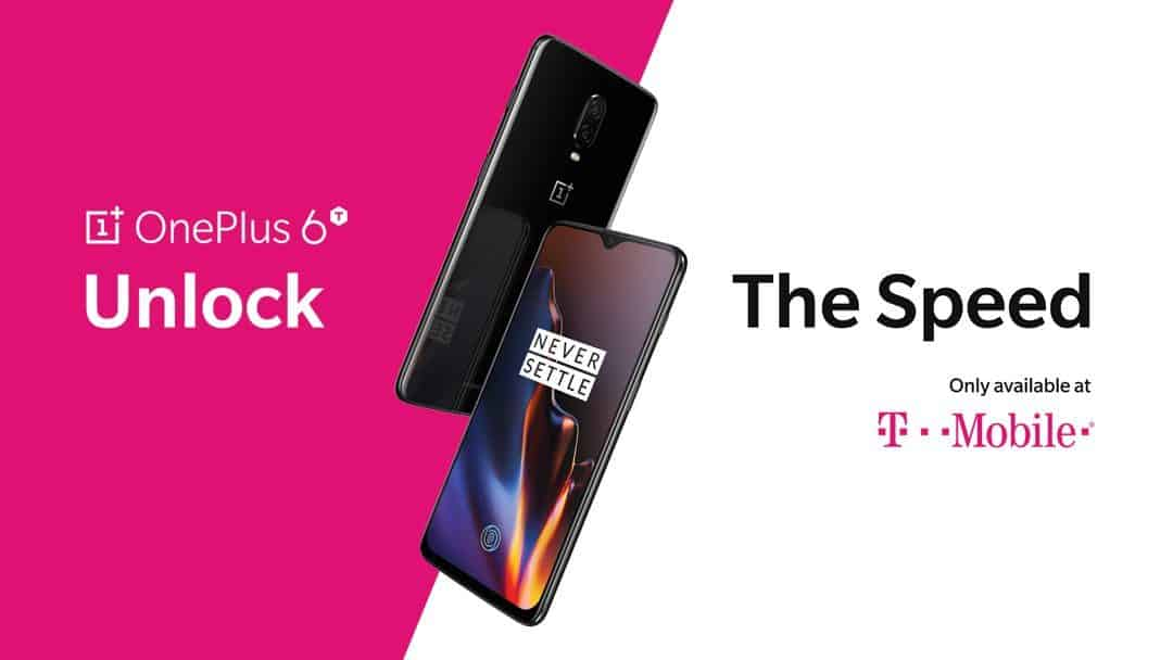 OnePlus 6T T-Mobile Version