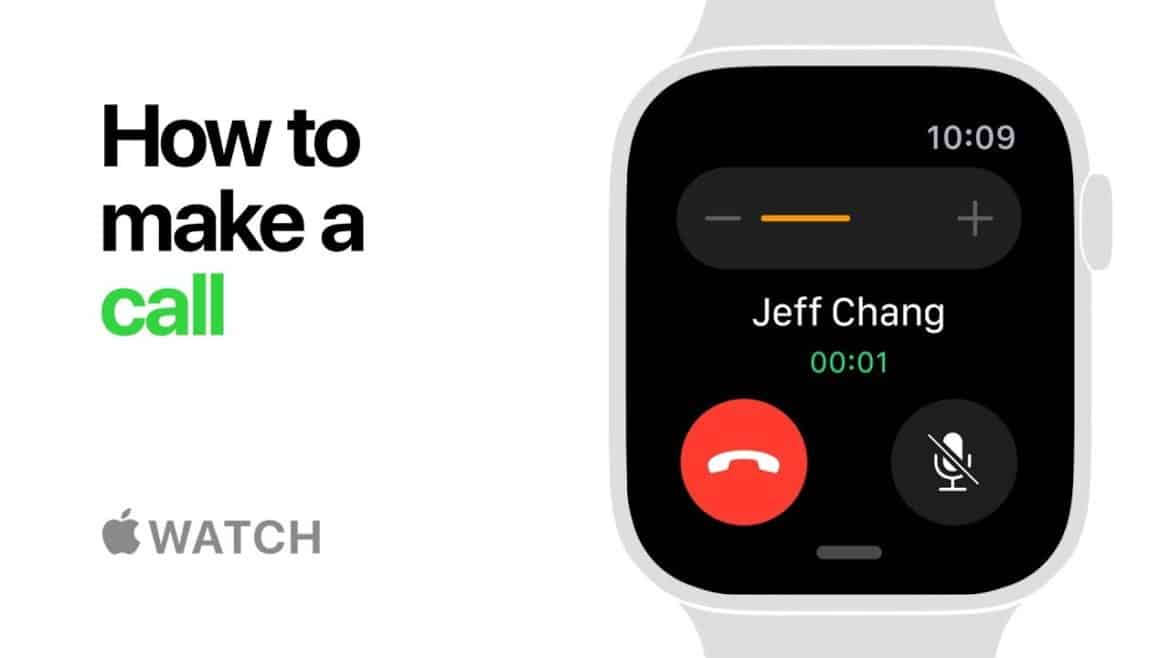 Apple Watch Series 4 — How to Make a Call  W/ Video Guide