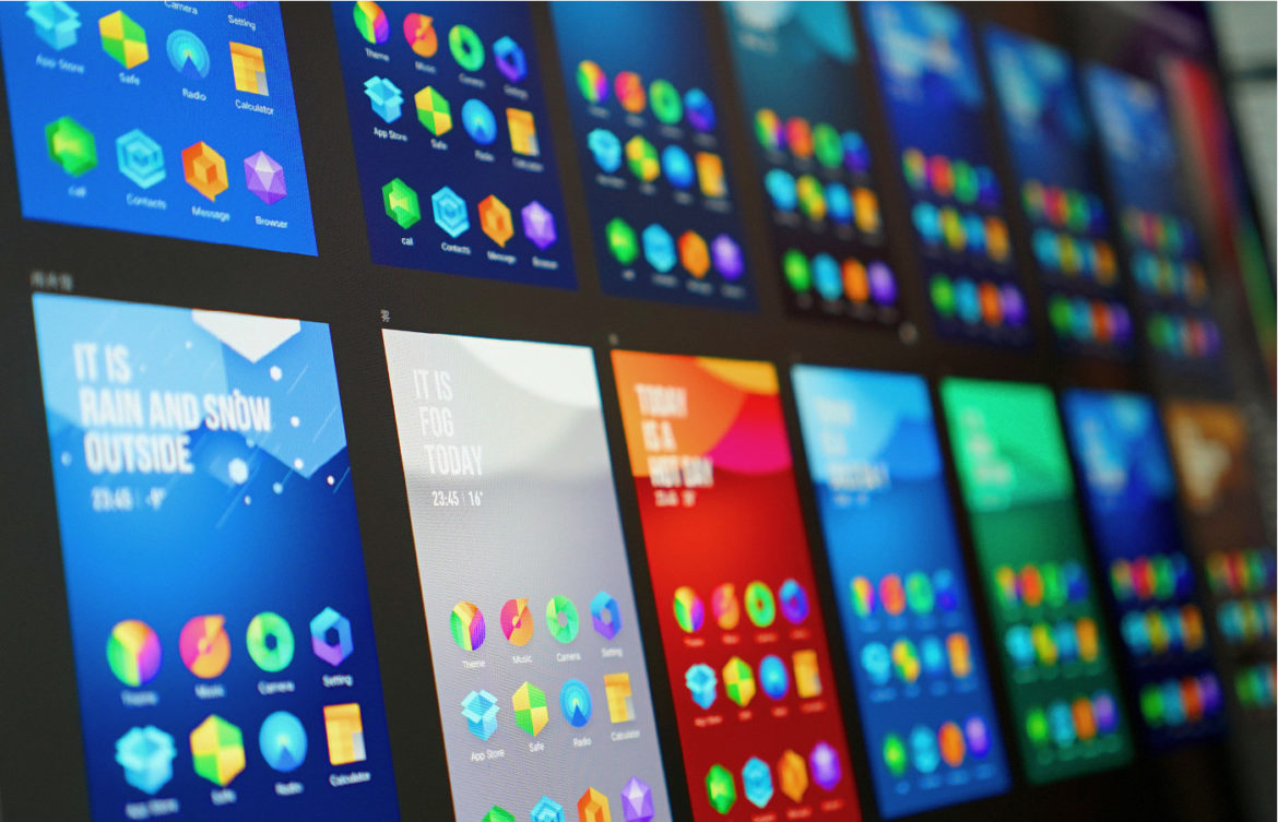 100+ Beautifully Designed Lenovo Vibe UI Themes For Free Download And Install.