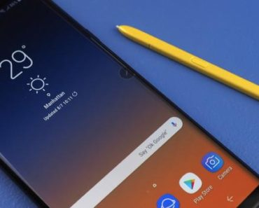 2 Simple Ways To Take A Screenshot On Samsung Galaxy Note 9