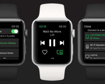 3 Easy Steps To Get Spotify On Apple Watch