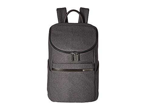 Briggs & Riley Kinzie Street Small Wide Mouth Backpack - as featured on our list of top laptop backpacks for college students.