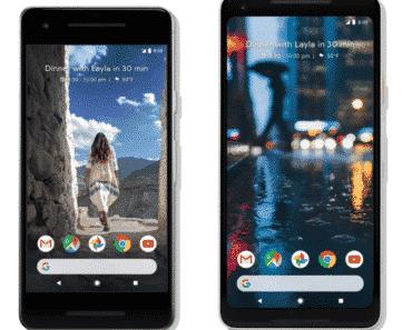 Google Pixel 2 & Pixel 2 XL Receive Call Screening Feature