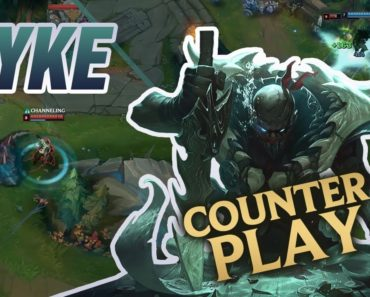 how to counter pyke lol, how to counter pyke support