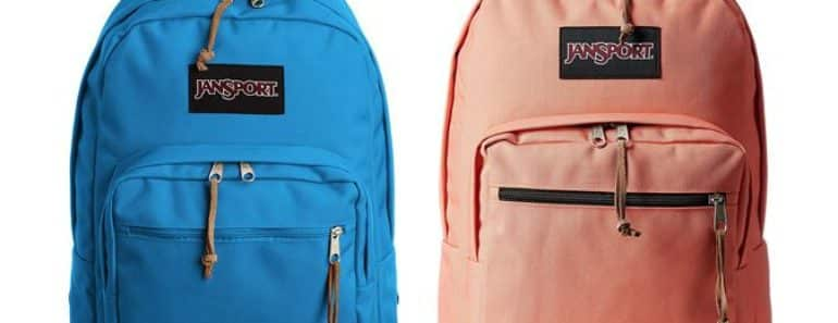 50+ Undeniably Savvy Laptop Backpacks For College Students - Featured here are the JanSport Right Pack Laptop Bag.