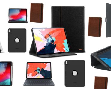 This image is part of an article that tells you about the best new iPad Pro cases for the brand new 2018 iPad Pro 11- & 12.9-inch