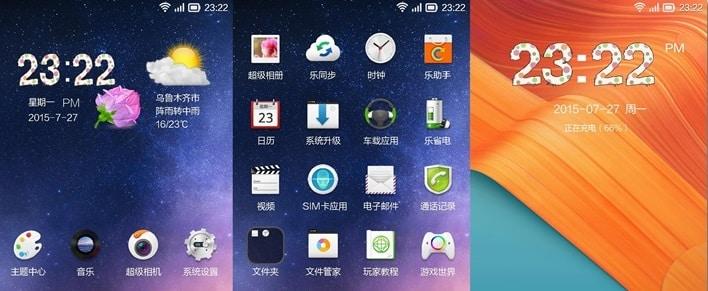 Lenovo Vibe UI Themes Downloads/Installs