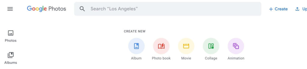 Google Photos on the web updated with Google Material Theme