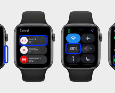 3 Simple Steps To Turn Apple Watch On Or Off