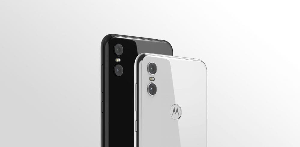 An image of the Motorola One US version - unlocked smartphone from the back. You can see both camera and the Motorola Logo. The smartphone sells for $399.