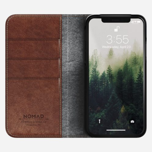 An  image of one of Nomad's iPhone XS Cases.