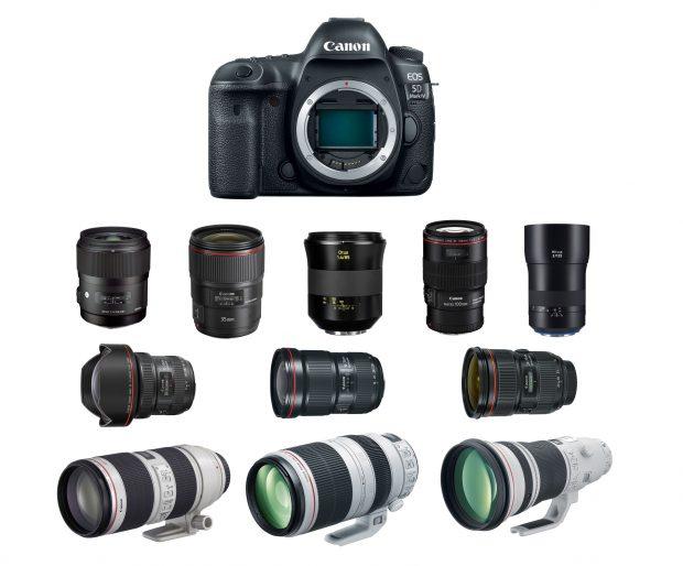 10 Best Lenses For Canon EOS 5D IV For Superb Image Quality