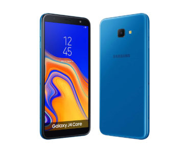 To Know About Samsung's Galaxy J4 Core Smartphone