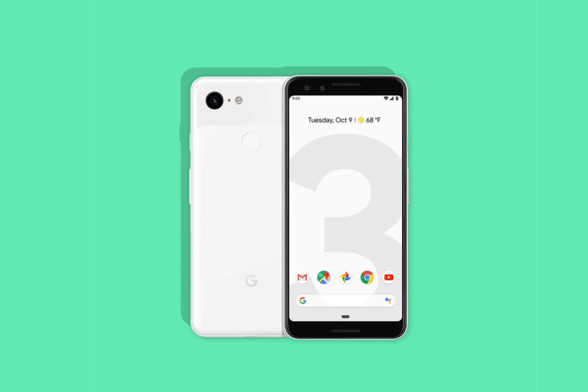 How To Transfer Files From Google Pixel 3 To PC