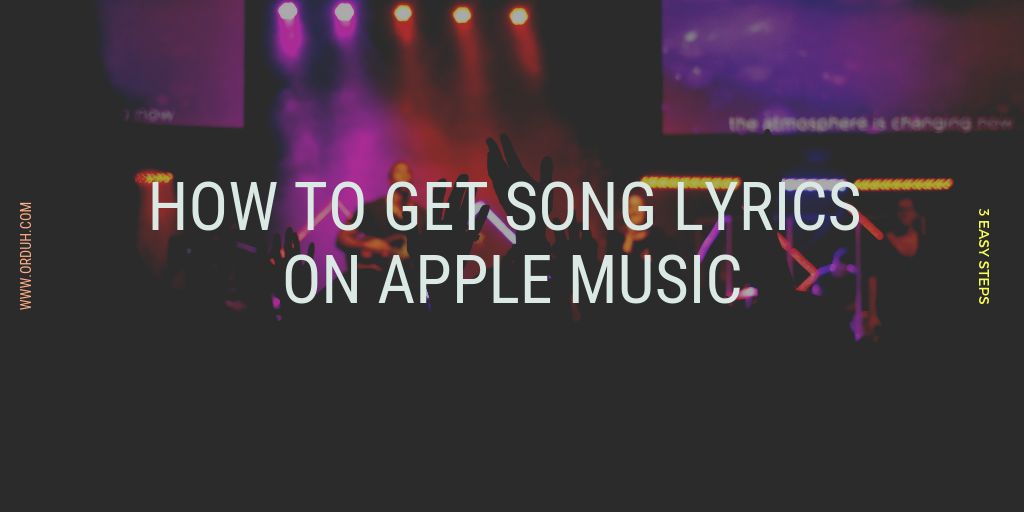 How To View Lyrics On Apple Music On iPhone And iPad