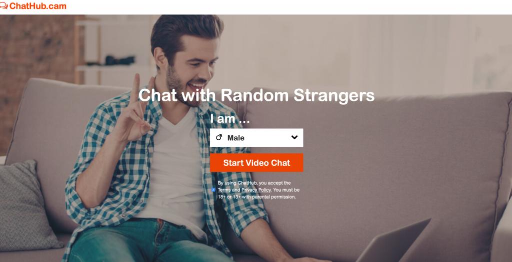 Chathub-chat-to-random-strangers