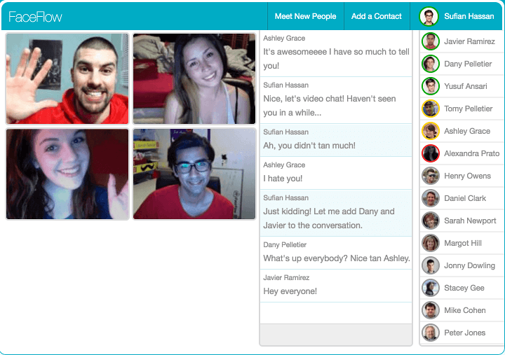 group-chat-random-FaceFlow